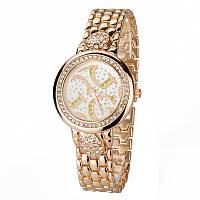 Часы женские Guess 1678bronze-w купить наручные часы реплики швейцарских часов