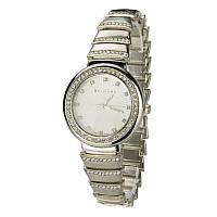 Часы женские Bvlgari 1676silver-w стиль, гламур
