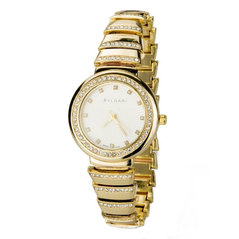 Часы женские 1676gold-w часики