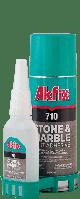Строительный клей (для камня и мрамора) Akfix 710 200 мл+65 г