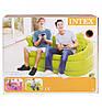 Надувной диван Intex 157х86х69 см (салатовый) (68573), фото 4