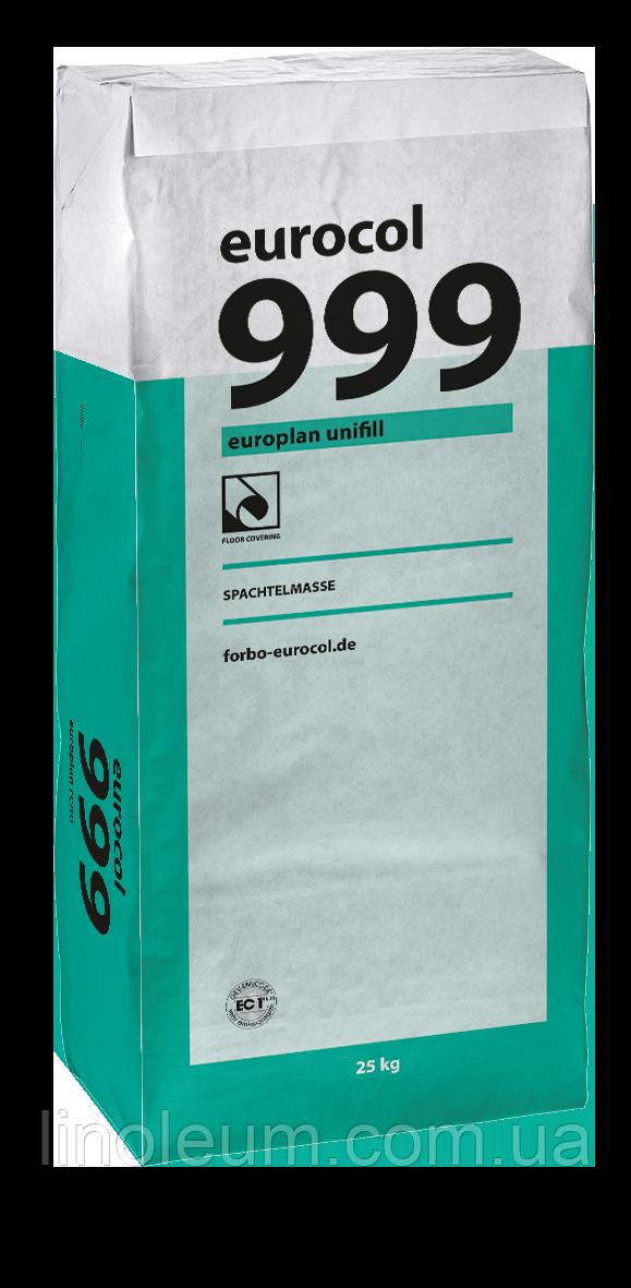 Самонивелирующая маса 999 Forbo 25кг.