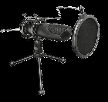 Микрофон Trust GXT 232 Mantis streaming microphone (22656)