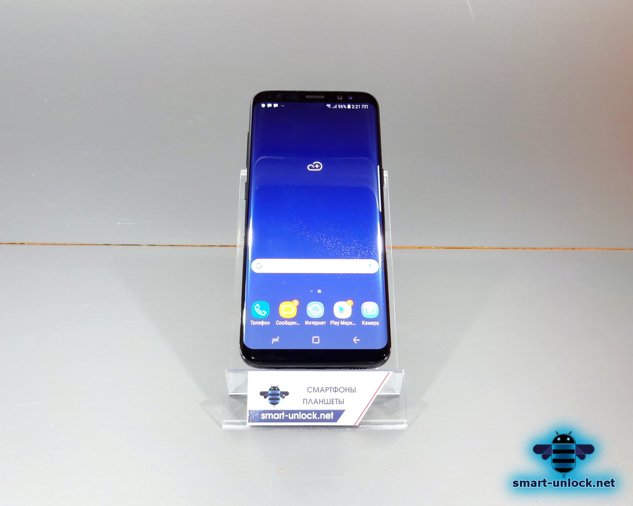 Телефон, смартфон Samsung Galaxy S8 Покупка без риска, гарантия!