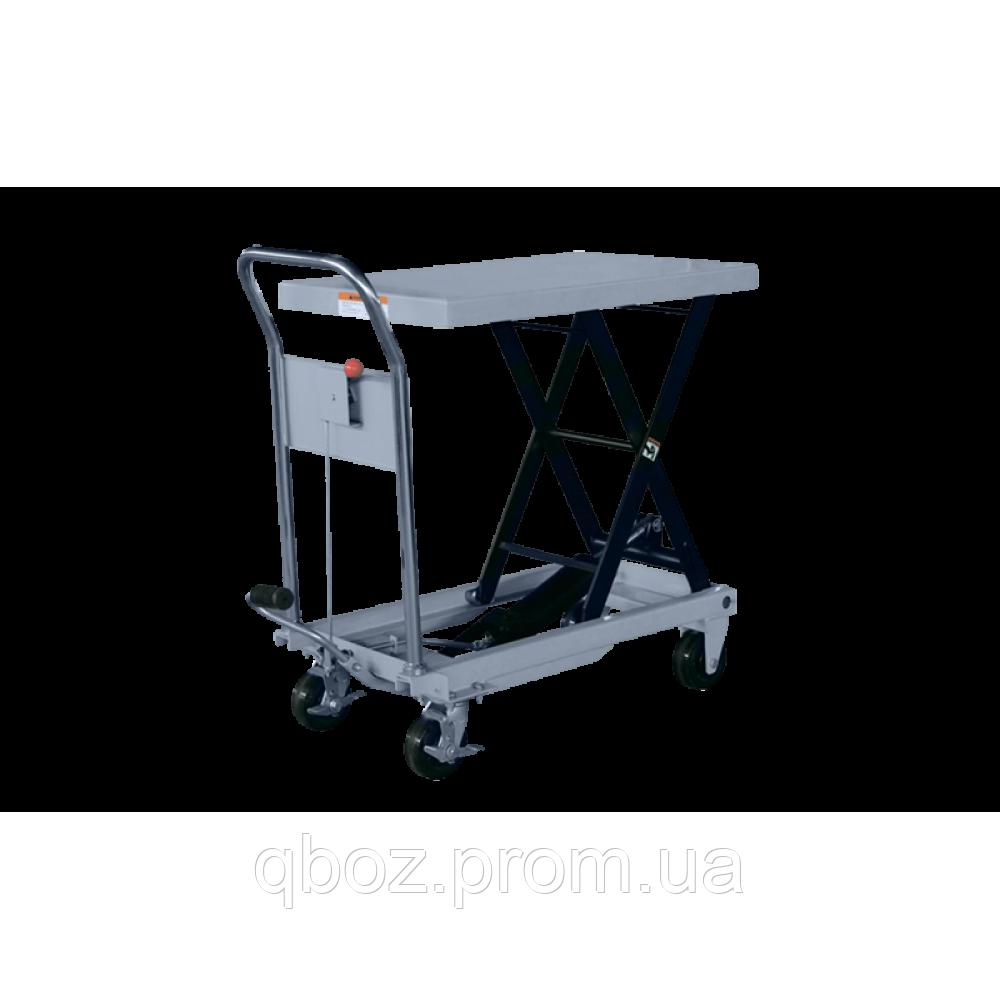 Стол гидравлический подъемный VULKAN SYTJ-100S G 1000 кг