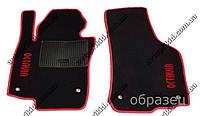 Текстильные коврики в салон Golf 6 2008-2012 , 5шт. (Украина, ML)
