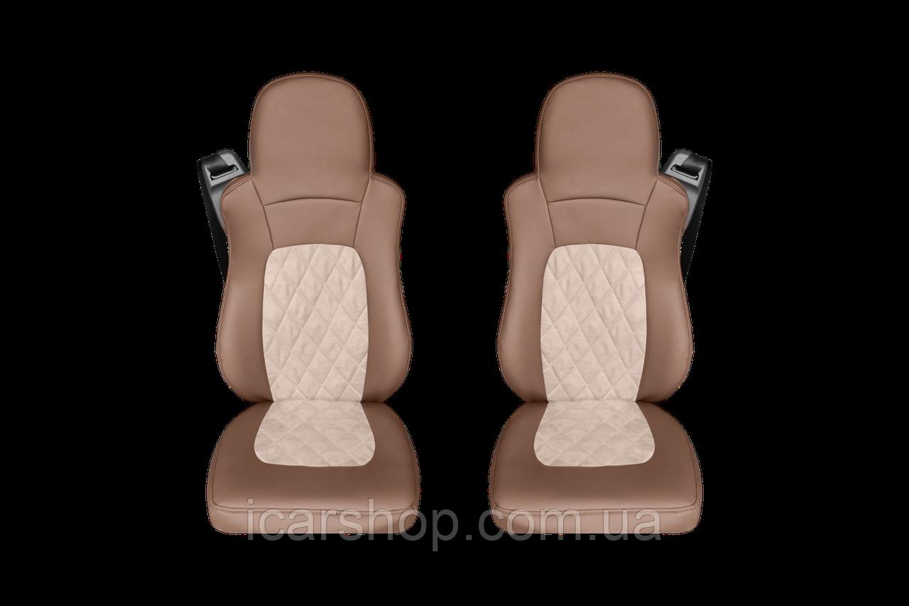 Чехлы на сиденья DAF XF 105 05-13