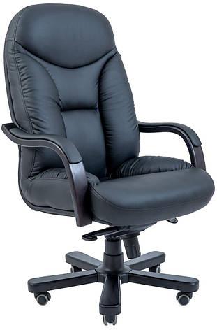 Кресло компьютерное Максимус (Люкс Вуд) (с доставкой), фото 2