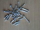 Дюбель-гвоздь для монтажного пистолета  4,5*100мм, фото 2