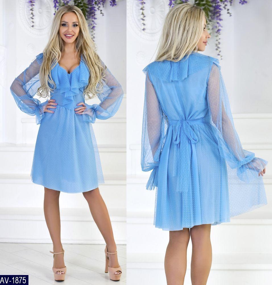 Платье AV-1875