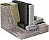 Профилированная мембрана TERRAPLAST PLUS L8 400 гр/м2, фото 4