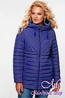 Женская куртка осень весна большого размера (р. 46-64) арт. Элеонора