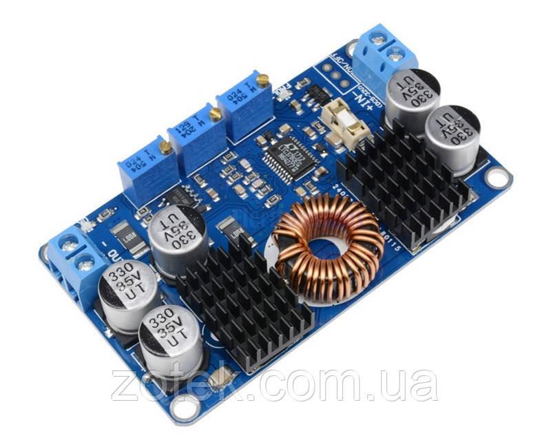 LTC3780 DC-DC повышающий понижающий  10A 1-30V преобразователь стабилизатор драйвер