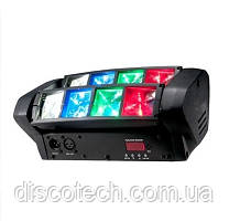 Световой LED прибор New Light PL-64B-S LED SPIDER LIGHT