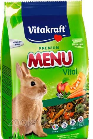Корм для кроликов Vitakraft Menu Vital 500 г