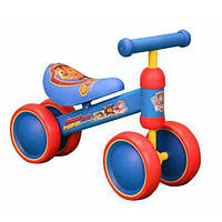 Велобег P1271 (4шт) стальная рама,пластиковые колеса,EVA 15 см