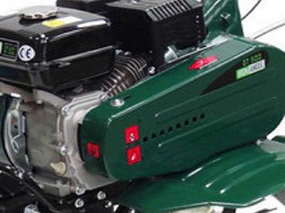 Производительный двигатель культиватора  Iron Angel GT 06 -   modifi