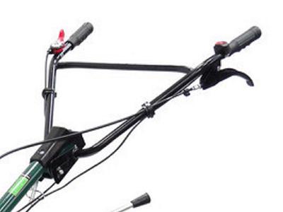 Удобный руль культиватора  Iron Angel GT 06 -   modifi