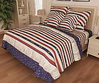Двуспальное постельное белье бязь голд - Техас
