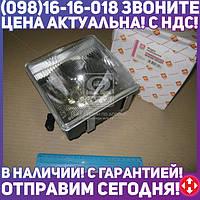 ⭐⭐⭐⭐⭐ Фара МТЗ передняя квадратная с лампой (Дорожная Карта) ФГ -308 (1630)
