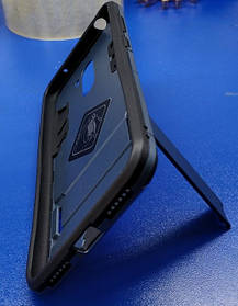 Накладка для Xiaomi Pocophone F1 Gray HONOR Hard Defence