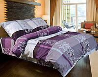 Двуспальное постельное белье бязь голд - Витражи