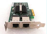 Гигабитная сетевая карта HP NC360T бу