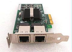 Гігабітна мережева карта HP NC360T бу