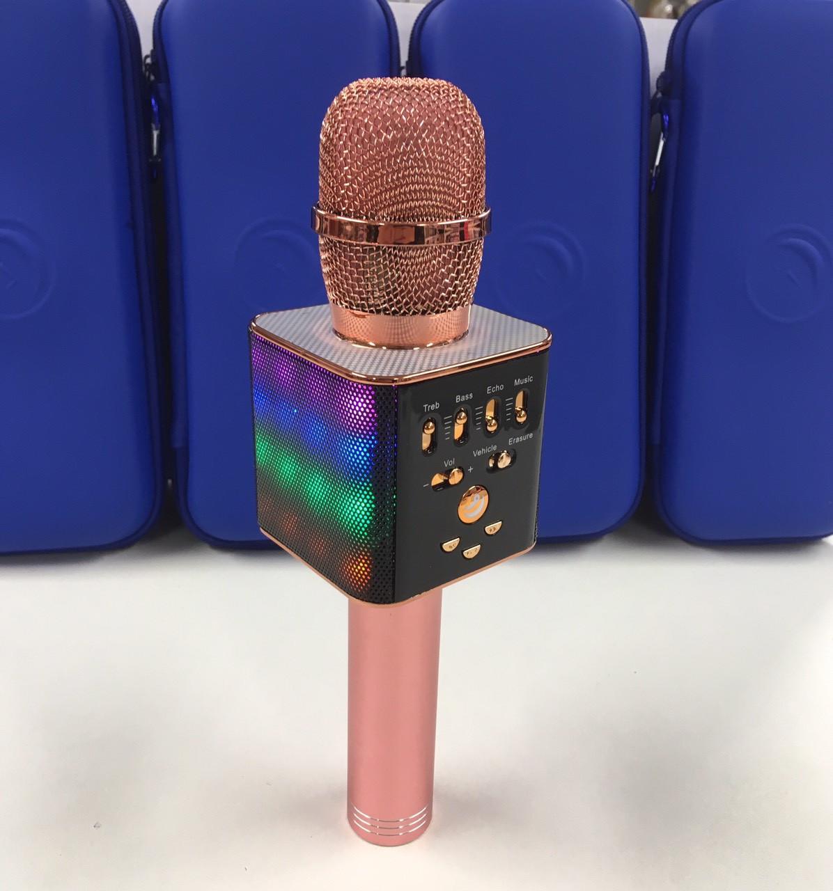 Радиомикрофон+ караоке в чехле ART-L17