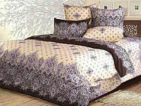 Двуспальное постельное белье бязь голд - Пряник