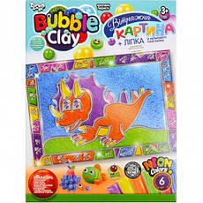 Набор для креативного творчества «BUBBLE CLAY» УКР. Витражная картина, BBC-02–01 U   , фото 2