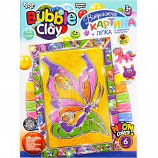 Набор для креативного творчества «BUBBLE CLAY» УКР. Витражная картина, BBC-02–01 U   , фото 3