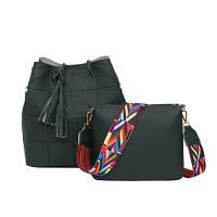 7b101489012b Зеленая вместительная женская сумка, Сумки женские, Зелена містка жіноча  сумка