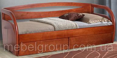 Ліжко - диван Баварія з ящиками