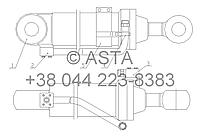 ЦИЛИНДР НАКЛОНА - Z35F1006L