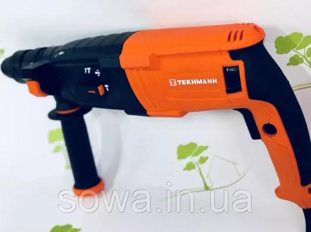 ✔️ Перфоратор Tekhmann TRH-1120DFR  (1120Вт, 3.0Дж )