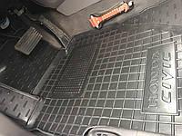 БЕСПЛАТНАЯ ДОСТАВКА коврики в салон  Honda Civic 4D 2006-12