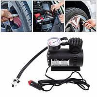 Компрессор автомобильный для подкачки шин 12 вольт насос для машины от прикуривателя Air Pomp Ji030