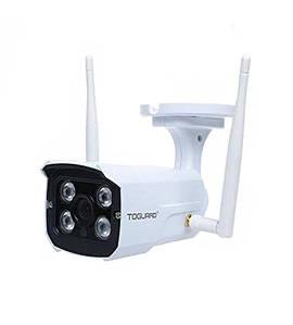 IP WiFi камера X8200 с удаленным доступом, уличная(ВидРегис_X8200)