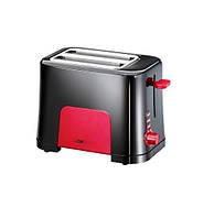 Тостер Clatronic TA 3551 Black/Red