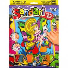 Набор Фреска из песка «Sandart» SA- 01–01  , фото 3