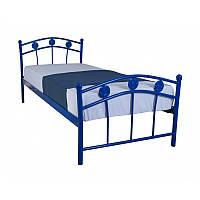 Детская односпальная кровать Eagle SMART 900х2000 blue