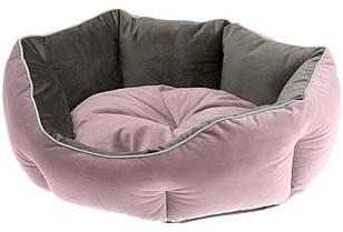 Ferplast QUEEN Лежак-диван для собак двусторонний