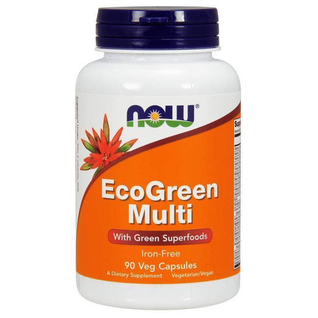 ЭкоГрин Мульти (Eco Green Multi) 90 табл.