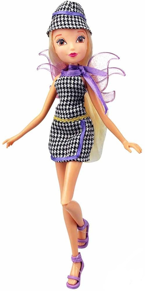 Лялька WinX Чарівна фея Стелла (IW01011403)