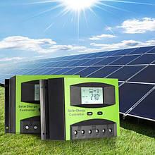 Сонячні панелі і контролери
