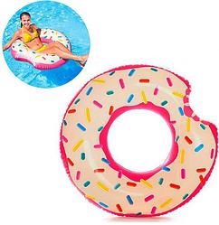 Круги надувные для плавания.Надувной круг для девочки.Круг надувной яркий.