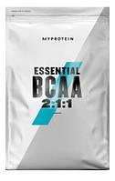 Аминокислоты MyProtein - BCAA 2:1:1 (500 грамм)