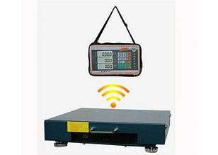 Платформенные беспроводные весы Wimpex до 600 кг