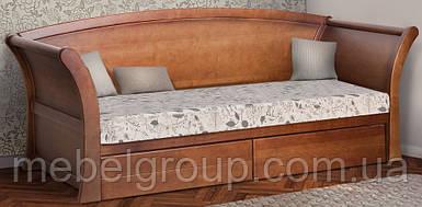Ліжко - диван Адріатика з ящиками